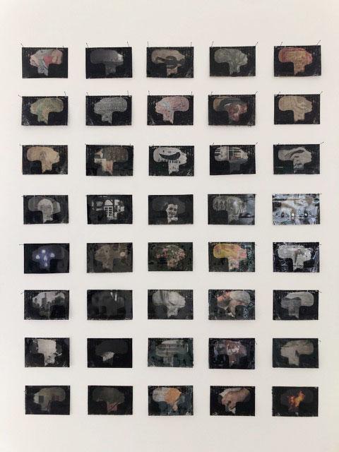 Fragments by Anne Verhoijsen, Zomersalon 2020 CBK Zuid-Oost Amsterdam