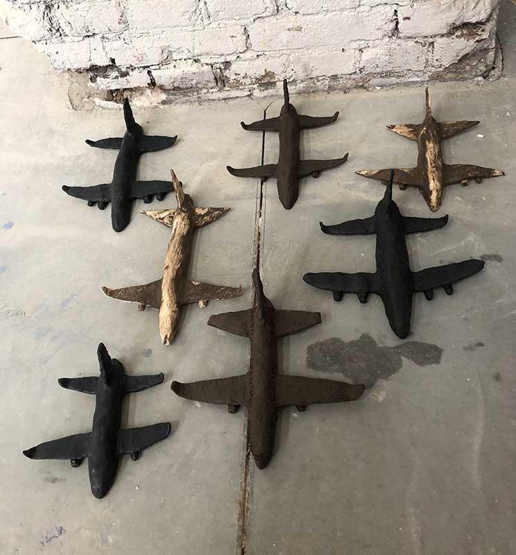 kleine vliegtuigen